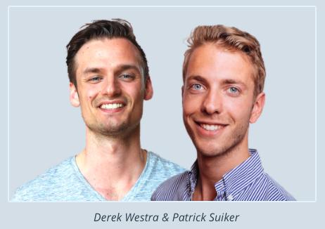 Derek en Patrick van allesovercrypto