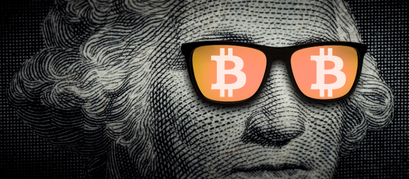 Bitcoin van Rags to Riches