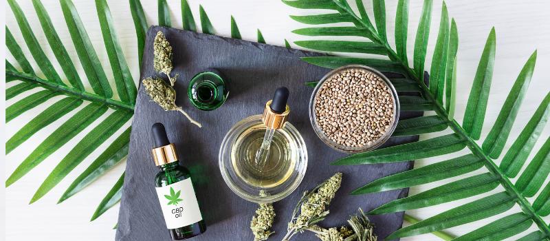 Verschillende soorten marihuana aandelen